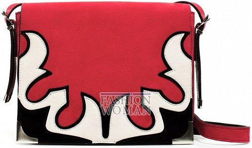 Женские сумки Zara осень-зима 2012-2013  фото №32