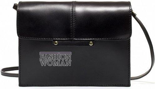 Женские сумки Zara осень-зима 2012-2013  фото №34