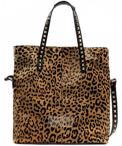 Женские сумки Zara осень-зима 2012-2013  фото №5