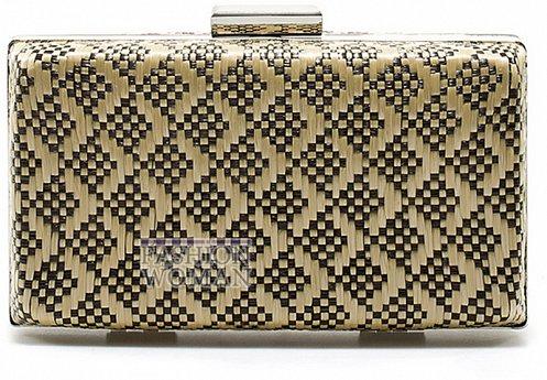 Женские сумки Zara осень-зима 2012-2013  фото №51