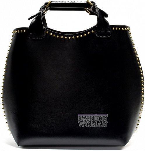 Женские сумки Zara осень-зима 2012-2013  фото №8