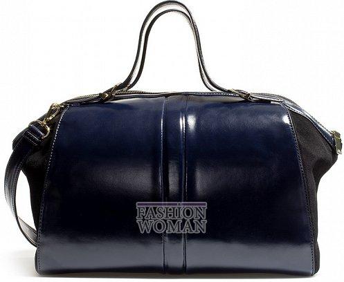 Женские сумки Zara осень-зима 2012-2013  фото №9