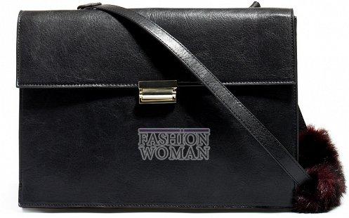 Женские сумки Zara осень-зима 2012-2013  фото №10