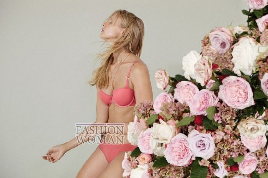 Женское белье Stella McCartney осень-зима 2013-2014 фото №2