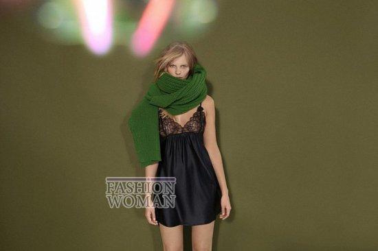 Женское белье Stella McCartney осень-зима 2013-2014 фото №11