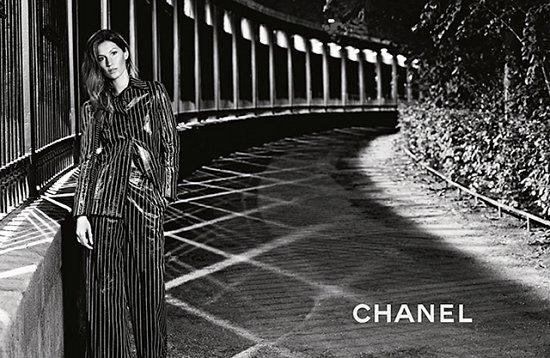 Жизель Бундхен в рекламной кампании Chanel весна-лето 2015 фото №6