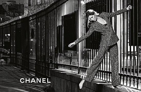 Жизель Бундхен в рекламной кампании Chanel весна-лето 2015 фото №7