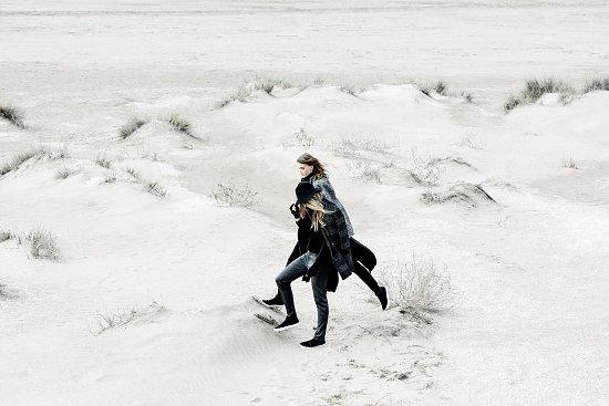 Лукбук зимней одежды Stradivarius 2014 фото №5