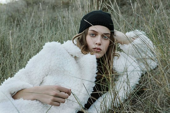 Лукбук зимней одежды Stradivarius 2014 фото №11