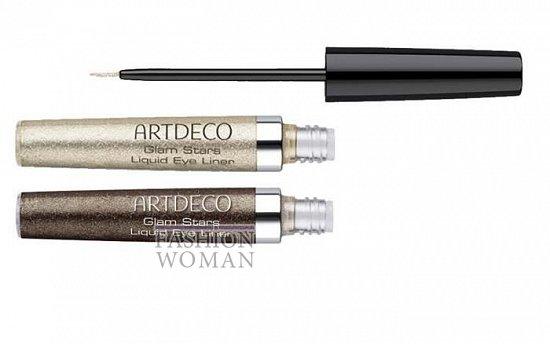Зимняя коллекция макияжа Artdeco Vintage Glam  фото №6