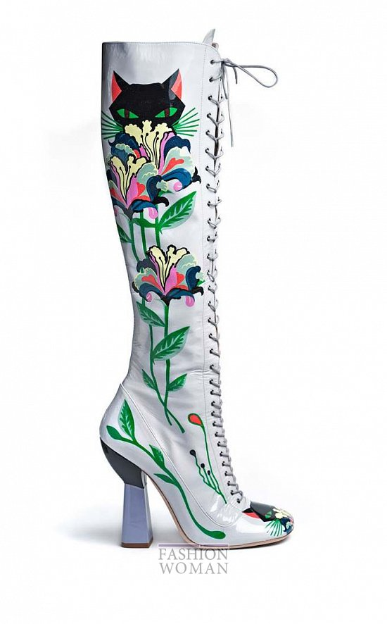 Зимняя обувь 2014 фото №18
