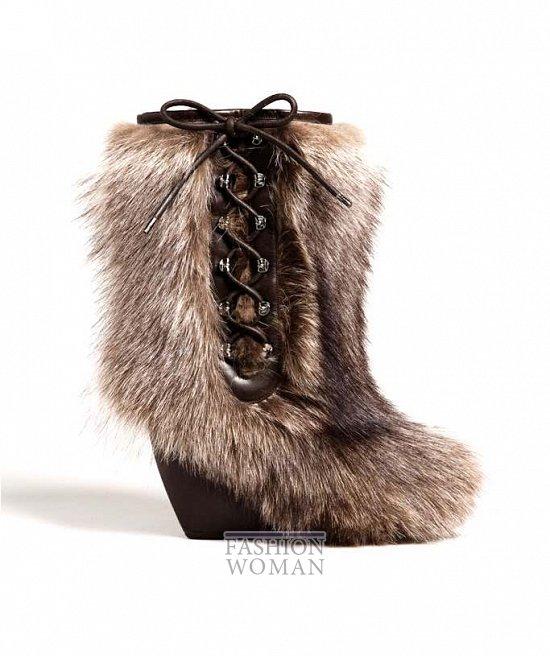 Зимняя обувь 2014 фото №23