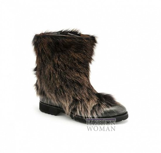 Зимняя обувь 2014 фото №42