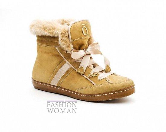 Зимняя обувь 2014 фото №43