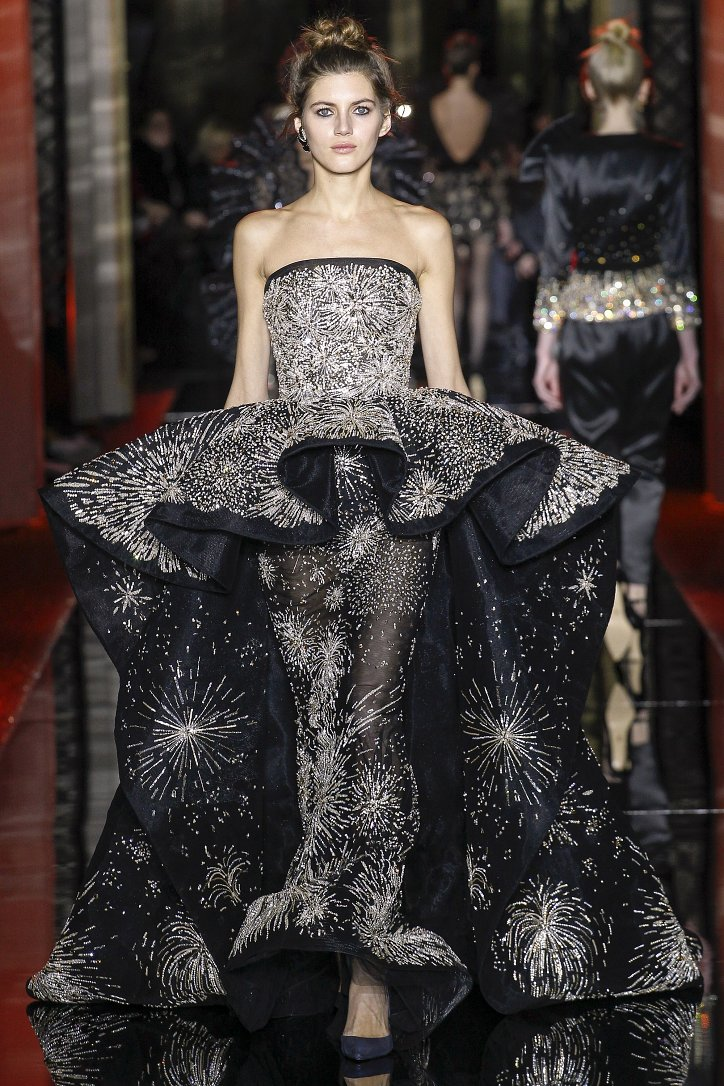 Zuhair murad haute couture 2017 for Couture 2017