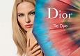 Летняя коллекция макияжа Dior Tie Dye