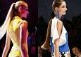 Модные прически весна-лето 2013