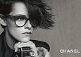 Кристен Стюарт в рекламе очков Chanel весна-лето 2015