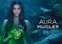 Новый аромат Aura Mugler