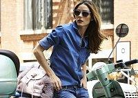 Джинсовая рубашка. С чем носить?
