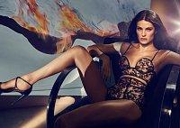 Рекламная кампания нижнего белья La Perla весна-лето 2017