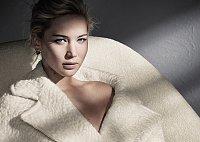 Дженнифер Лоуренс в рекламной кампании Dior осень-зима 2016-2017