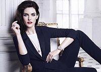 Хилари Рода в рекламной кампании ювелирных украшений Chopard