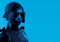 Кара Делевинь в рекламе Chanel Eyewear весна-лето 2016