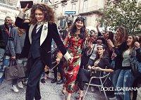 Рекламная кампания Dolce & Gabbana осень-зима 2016-2017