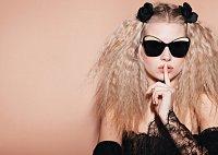 Рекламная кампания очков Chanel 2017