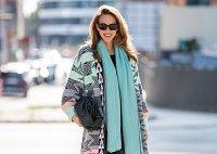 25 идей, как носить шарф в этом сезоне