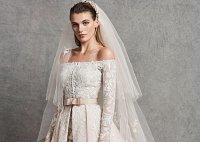 Коллекция свадебных платьев Zuhair Murad осень-зима 2018-2019