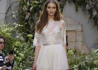 Свадебная коллекция Monique Lhuillier весна 2017
