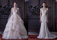 Свадебные платья Monique Lhuillier весна 2016