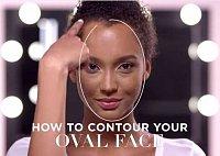 Мастер-класс от Sephora: контурирование лица овальной формы