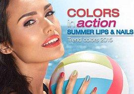 Летняя коллекция макияжа Isadora 2015