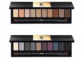 YSL Couture Variation Ten-Color Expert Eye Palettes