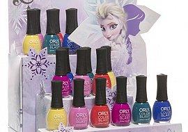 Весенняя линия лаков для ногтей Orly Disney Frozen Color Blast