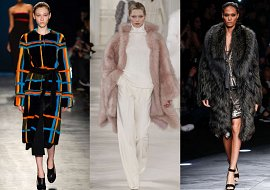 Модные шубы зима 2015