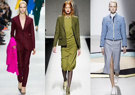 Модные жакеты осень-зима 2014-2015