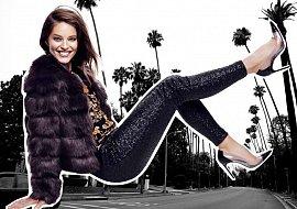 Эмили Дидонато для Juicy Couture Holiday 2014