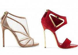 Коллекция обуви Casadei Pre-Fall 2014