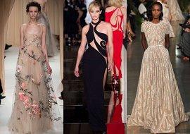 Топ-25 лучших вечерних платьев из коллекций Haute Couture