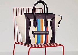 Коллекция сумок Celine весна 2015