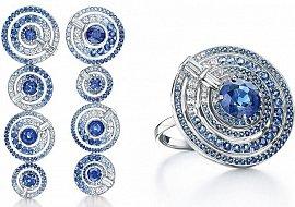 Коллекция ювелирных украшений Tiffany & Co