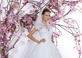 Коллекция свадебных платьев Georges Hobeika 2015
