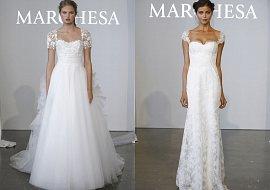 Свадебные платья Marchesa весна-лето 2015