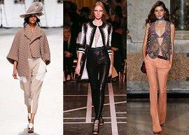 Модные брюки весна-лето 2015