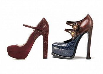 Туфли Mary Jane