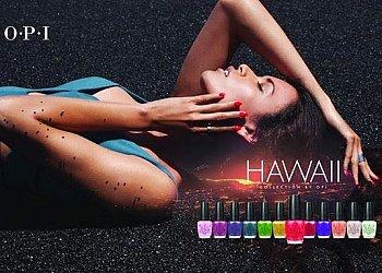 Коллекция лаков для ногтей OPI Hawaii Collection весна-лето 2015